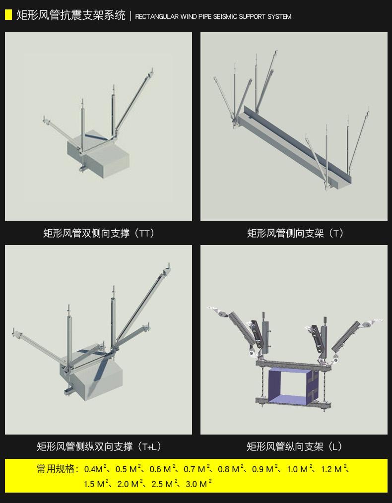 单根管道侧向刚性抗震支吊架(图7)